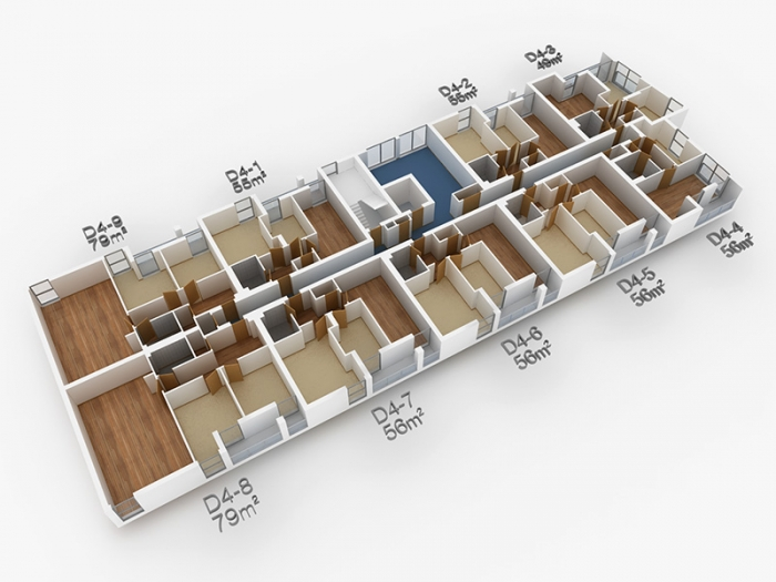 3d cornwall architectural visualisation cornwall floor plan delaney digital
