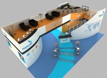 exhibition stand design pattonair delaney digital 3d cornwall