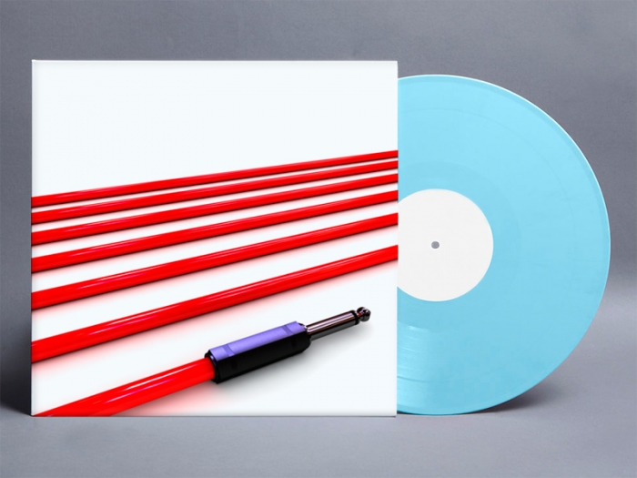 jack plug record sleeve design studio delaney digital 3d cornwall
