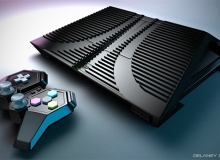 atari console concept right delaney digital 3d cornwall