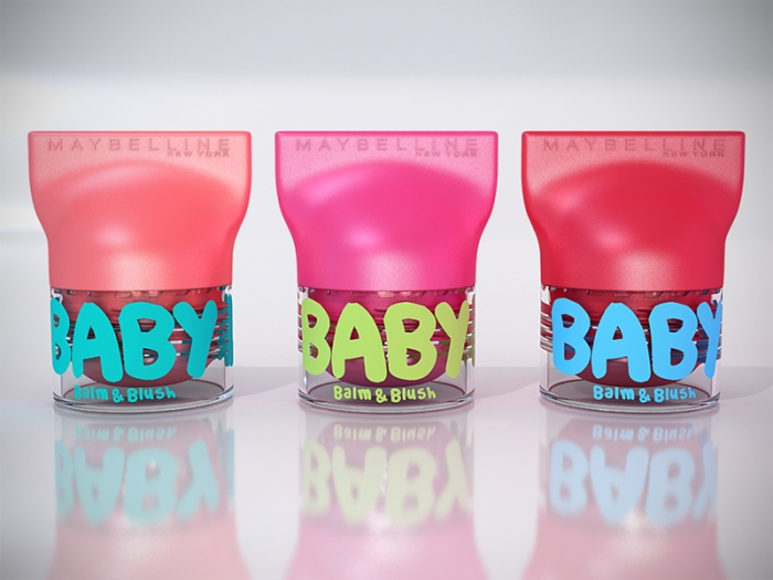 3d product visualization maybelline baby lips 3line delaney digital 3d cornwall